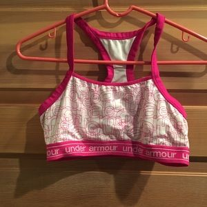 Under Armour Low/Med Impact Sports Bra